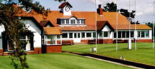 Photograph of Silloth Golf Clubhouse